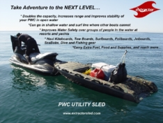 Extractor PWC Utility Sled